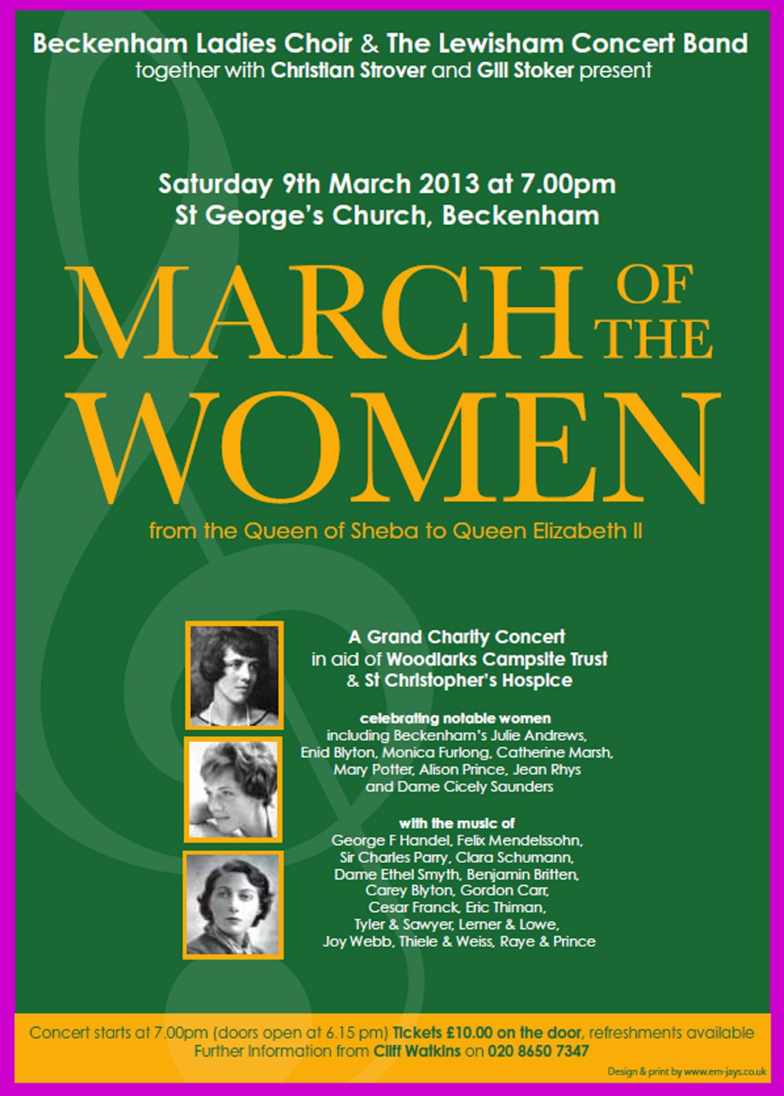 March of the Women