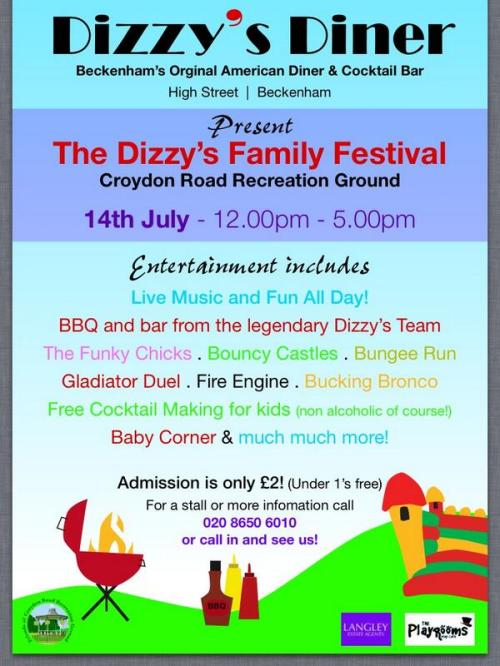 The Dizzy's Family Festival