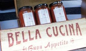 Authentic pasta sauces