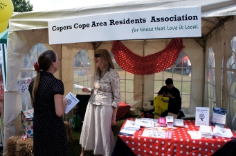 Copers Cope Residents getting new members