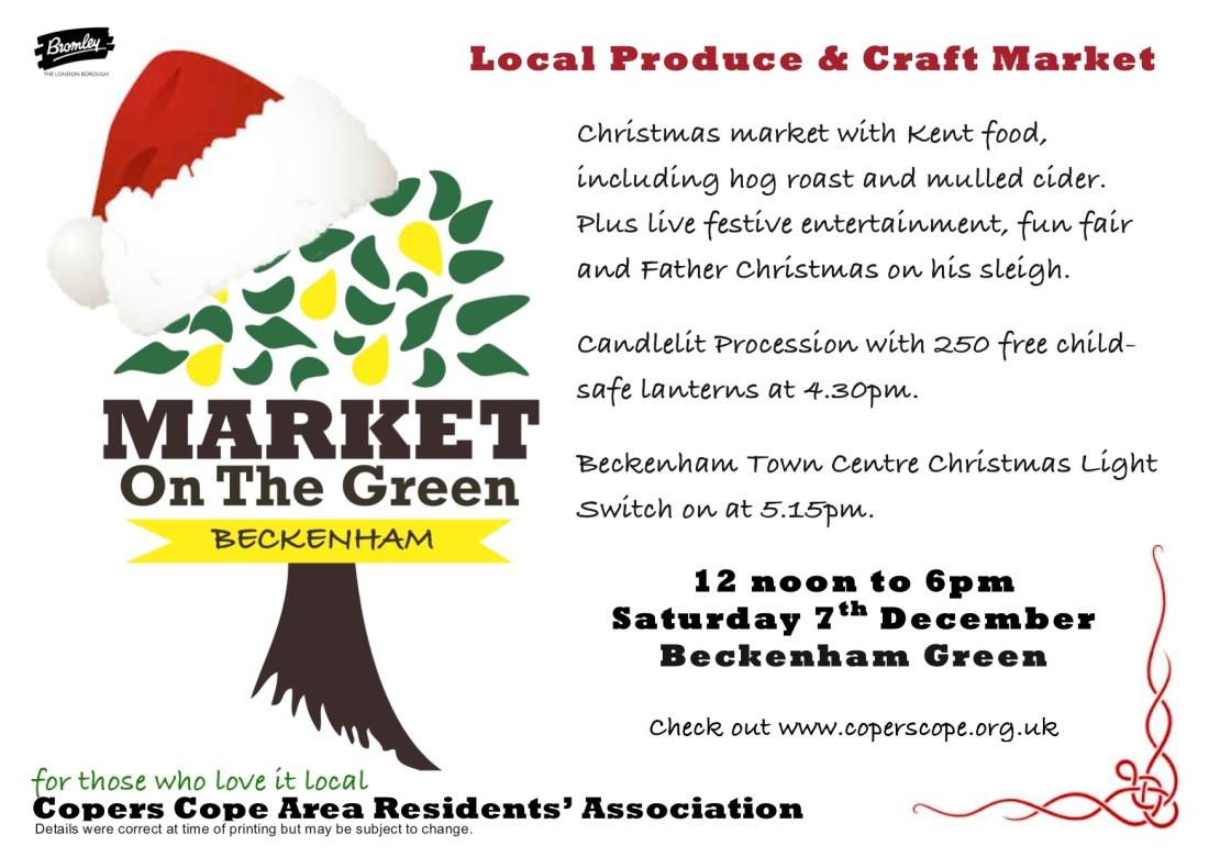 Beckenham Christmas 2013