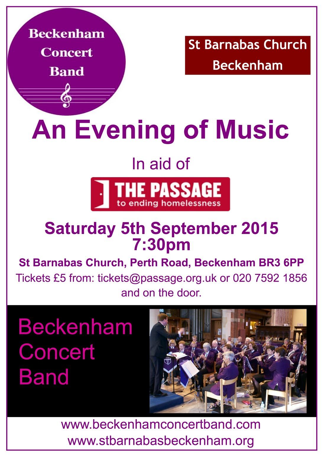 Beckenham Concert Band PDF