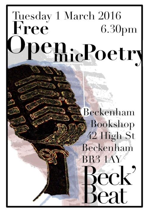 Beck Beat Poster