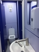 New toilets at Beckenham Junction