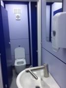 New toilets at Beckenham Junction