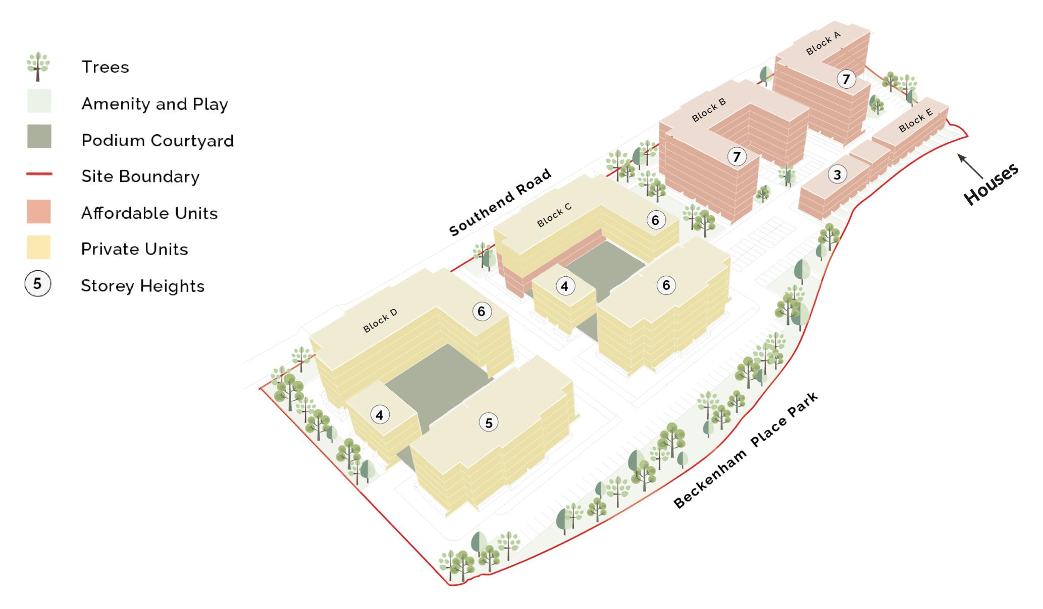 proposed block image